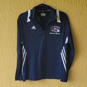 Long sleeve Adidas Shirt Sz L
